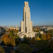 cathedral of learning exterior