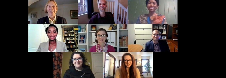 2021 Diversity in the Curriculum award winners